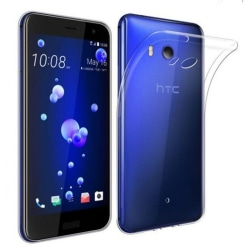 Silikon skal transparent HTC U11 Life