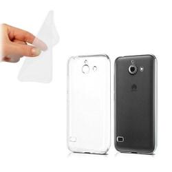 Silikon skal transparent Huawei Ascend Y550