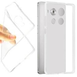 Silikon skal transparent Huawei Mate 8 (NXT-L29)