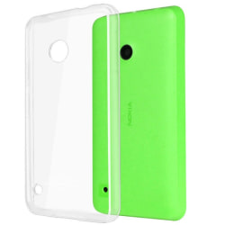 Silikon skal transparent Nokia Lumia 530 (RM-1017)