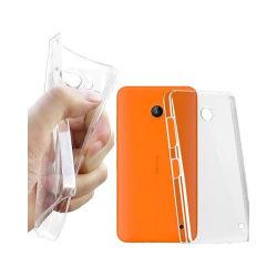 Silikon skal transparent Nokia Lumia 630/635 (RM-976)