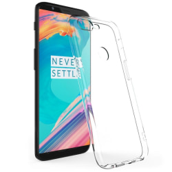 Silikon skal transparent OnePlus 5T (A5010)
