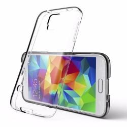 Silikon skal transparent Samsung Galaxy S5 Mini (SM-G800F)