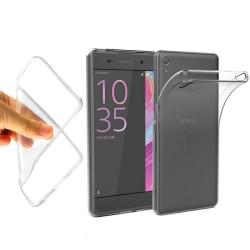 Silikon skal transparent Sony Xperia X (F5121)