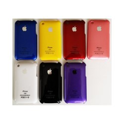 Skal Apple iPhone 3/3G/3GS Svart
