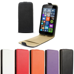 Sligo Flexi FlipCase Microsoft Lumia 550 (RM-1128) Svart