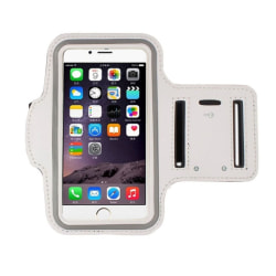 Sport armband Apple iPhone 6, 6S Vit