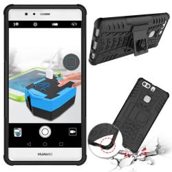 Stöttåligt skal med ställ Huawei P9 Plus (VIE-L29) Svart