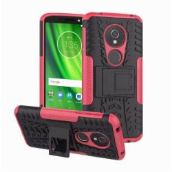 Stöttåligt skal med ställ Motorola Moto G6 Play (XT1922) Rosa