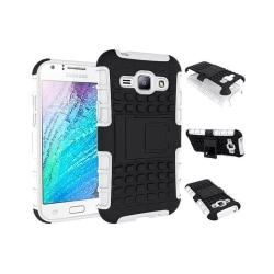 Stöttåligt skal med ställ Samsung Galaxy J5 2015 (SM-J500F) Vit