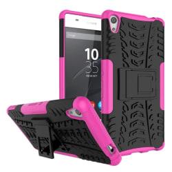 Stöttåligt skal med ställ Sony Xperia XA Ultra (F3211) Rosa