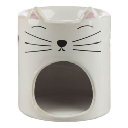 Aromalampa Vit Katt Vit Katt