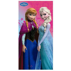 Badlakan / Handduk Elsa Anna Elsa Anna