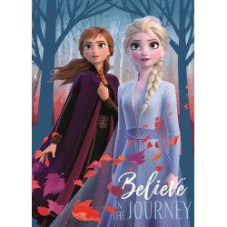Fleecefilt Anna/Elsa Anna/Elsa