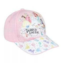 Keps Disney Prinsessor Rosa one size