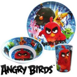 Måltidsset Angry Birds Angry Birds