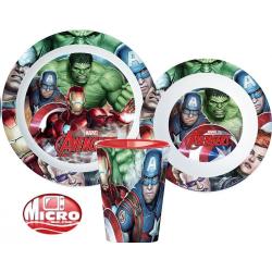 Måltidsset Avengers Avengers