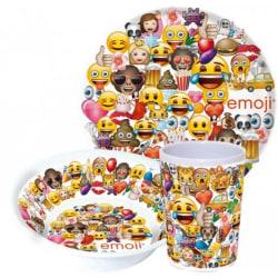 Måltidsset Emoji Emoji