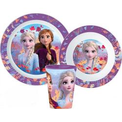 Måltidsset Frost Anna & Elsa Frost Anna & Elsa