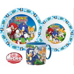 Måltidsset Sonic the Hedgehog Sonic the Hedgehog