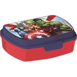 Matlåda Avengers Röd
