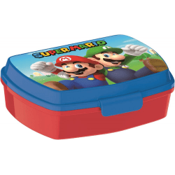 Matlåda Super Mario Red