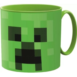 Minecraft Mugg Creeper Grön