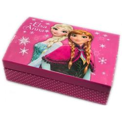 Smyckesbox Anna/Elsa Frost Rosa