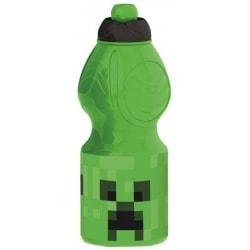 Vattenflaska Minecraft Grön