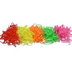 Gummiband för håret 10-Pack