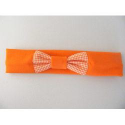 Hårband-Orange