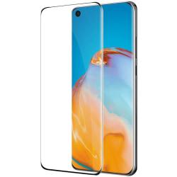 2-Pack Skärmskydd Huawei P40 Lite - Heltäckande Glas
