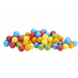 50-Pack - Lekbollar i Nät - Bollar i Nät