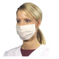 50-Pack - Munskydd - CE-Märkt - Skydd Mun - Mask Skyddsmask Ljusblå
