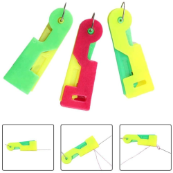 Automatisk Nålträdare - (2-pack)