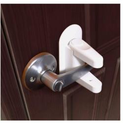 Dörrstopp för Barn - Låser Handtag / Dörr - Säkerhet