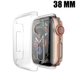 Heltäckande Skal - Apple Watch 38mm - Skärmskydd / Skydd