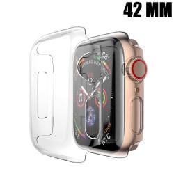 Heltäckande Skal - Apple Watch 42mm - Skärmskydd / Skydd