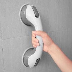 Hjälpande Handtag för Badrum - Fäst på väggen med sugkopp