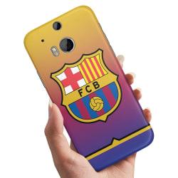 HTC One M8 - Skal / Mobilskal Barca