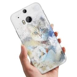 HTC One M8 - Skal / Mobilskal Katter