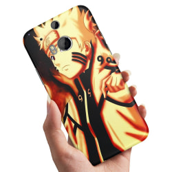 HTC One M8 - Skal / Mobilskal Naruto Sasuke