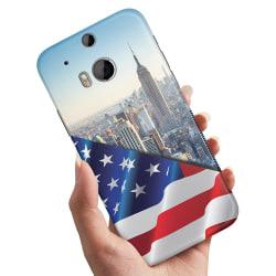 HTC One M8 - Skal / Mobilskal USA