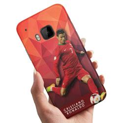 HTC One M9 - Skal / Mobilskal Cristiano Ronaldo