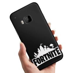 HTC One M9 - Skal / Mobilskal Fortnite