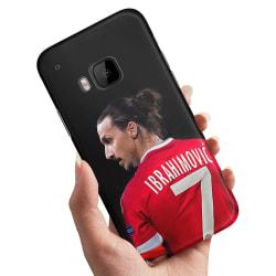HTC One M9 - Skal / Mobilskal Ibrahimovic Zlatan