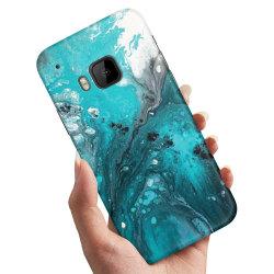 HTC One M9 - Skal / Mobilskal Målarfärg
