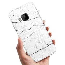HTC One M9 - Skal / Mobilskal Marmor
