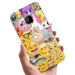 HTC One M9 - Skal / Mobilskal Smiley