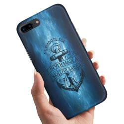 Huawei Honor 10 - Skal / Mobilskal Ankare